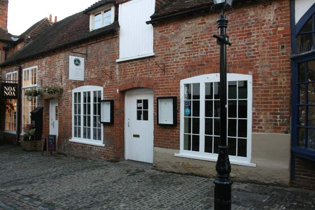 Thumbnail Retail premises to let in 24 Lion & Lamb Yard, Farnham