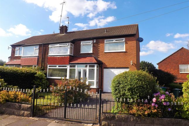 Thumbnail Semi-detached house for sale in Lulworth Road, Middleton, Manchester