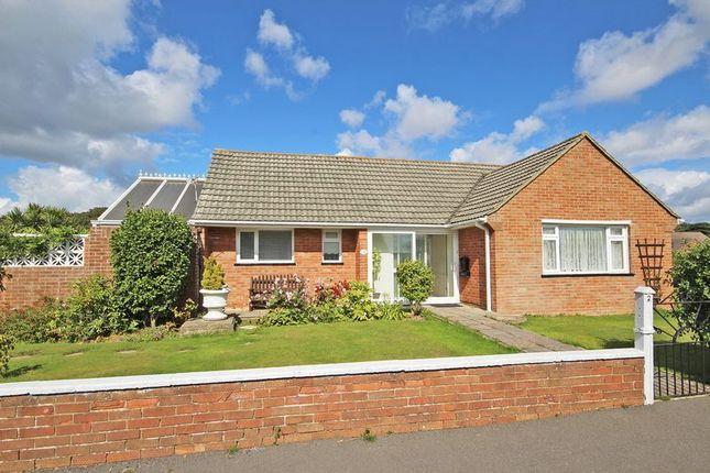Thumbnail Detached bungalow to rent in Glen Close, Barton On Sea, New Milton
