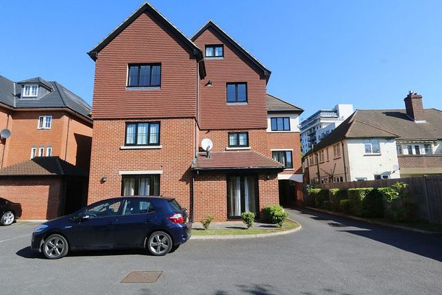 Thumbnail Flat for sale in Eastgrove Court, 25 Grove Road, Sutton, London