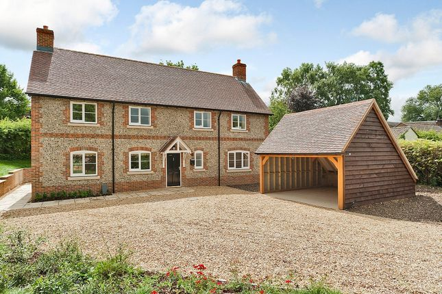 4 bed detached house to rent in Burr Lane, Shalbourne, Marlborough, Wiltshire SN8