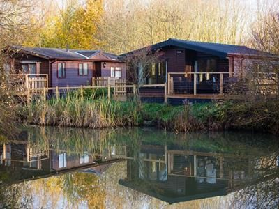 Thumbnail Leisure/hospitality for sale in Fairwood Lakes Holiday Park, Fairwood Road, Dilton Marsh, Westbury, Wiltshire