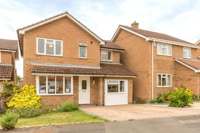Thumbnail Detached house for sale in Stone Close, Oxford, Oxfordshire