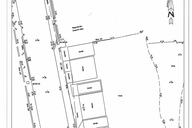 Thumbnail Land for sale in Bailey Street, Deri