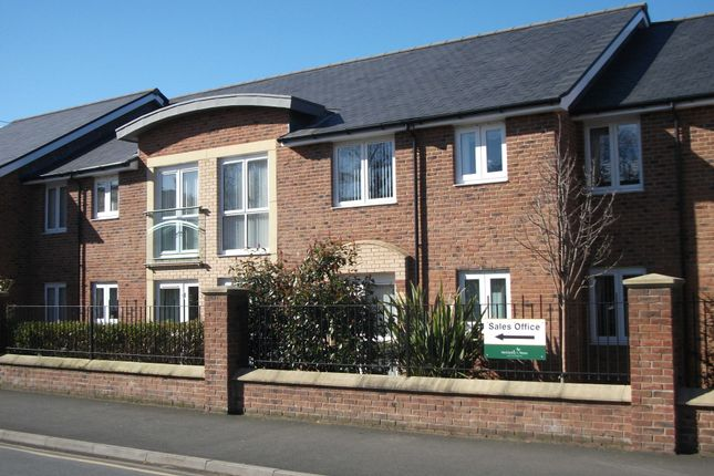 Thumbnail Flat for sale in Malpas Court, Northallerton