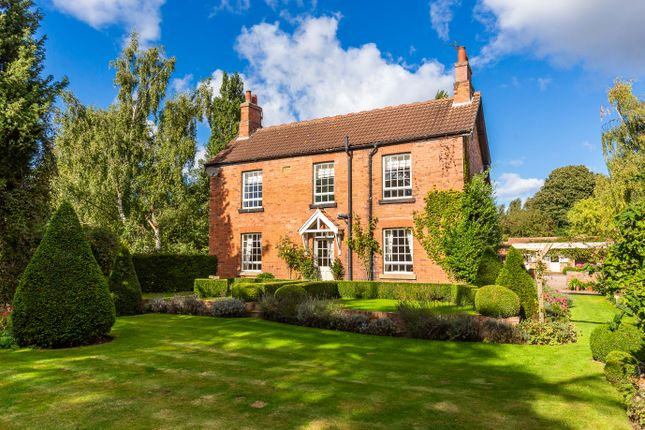 Thumbnail Detached house for sale in High Common Farm, High Common Lane, Tickhill, Doncaster, South Yorkshire