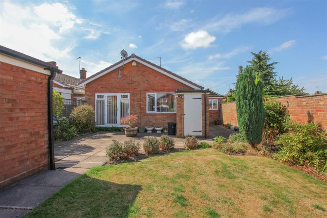 Thumbnail Semi-detached bungalow for sale in Greenhill Way, Aldridge, Walsall