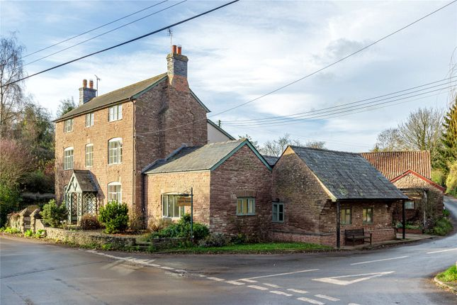 Thumbnail Detached house for sale in Hoarwithy, Hereford, Herefordshire
