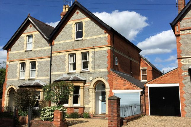 Thumbnail Semi-detached house to rent in Alexandra Road, Reading, Berkshire