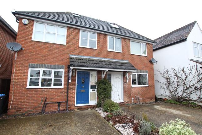 Thumbnail Property to rent in Mabel Street, Horsell, Woking