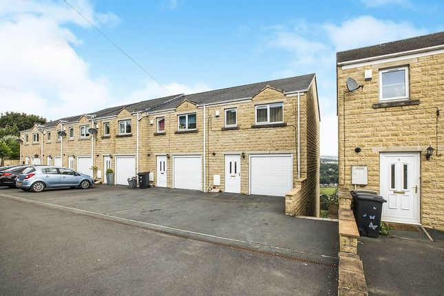 Thumbnail Terraced house to rent in Aislaby Heights, Halifax