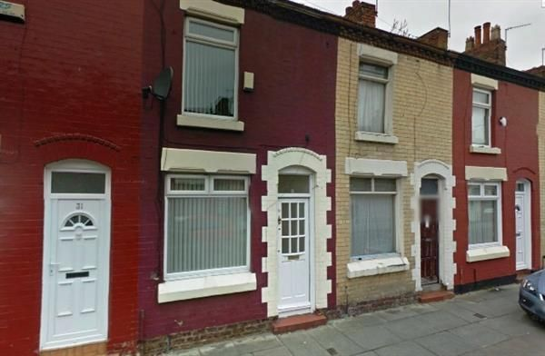 Thumbnail Terraced house to rent in Grantham Street, Kensington, Liverpool