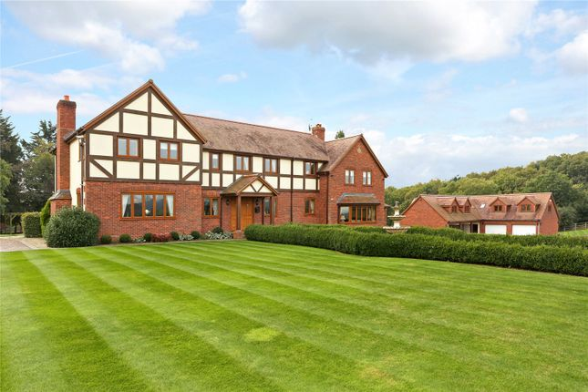 6 bed detached house for sale in Frewins Lane, Ley, Westbury-On-Severn, Gloucestershire