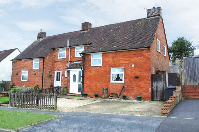 Thumbnail Semi-detached house to rent in Keble Street, Winchester