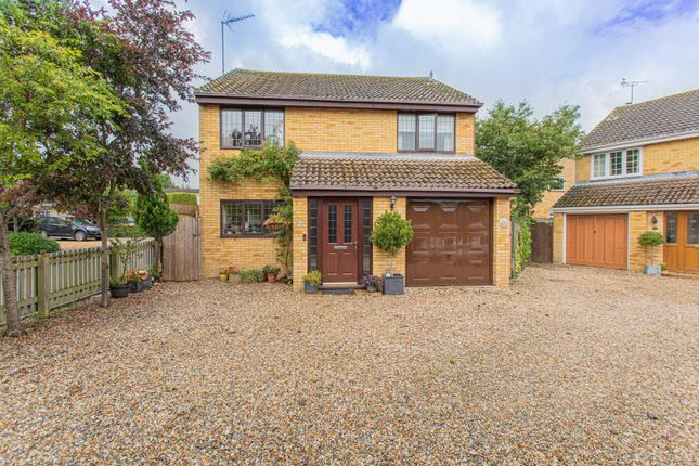 Thumbnail Detached house for sale in Cantors Way, Minety, Malmesbury