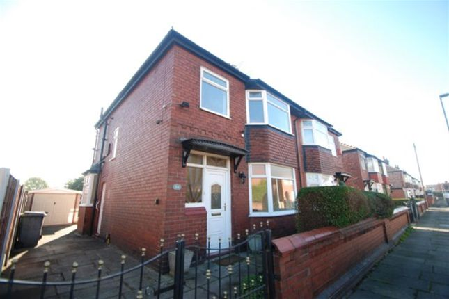 Thumbnail Semi-detached house to rent in Woodbridge Avenue, Audenshaw, Manchester