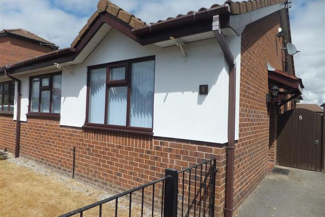 Thumbnail Bungalow to rent in Goodwood Close, Huyton, Liverpool