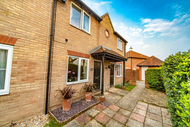 Thumbnail Terraced house for sale in Dale Close, Stanway, Colchester