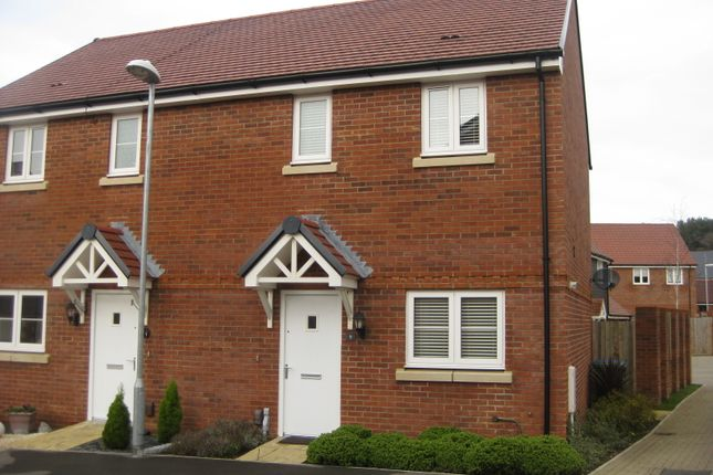 Thumbnail Semi-detached house to rent in Shearwater Drive, Bracknell