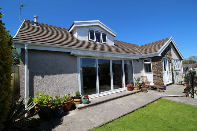 Thumbnail Detached bungalow for sale in Summerland Lane, Swansea