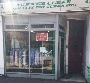 Thumbnail Retail premises for sale in Bedford Park Corner, London