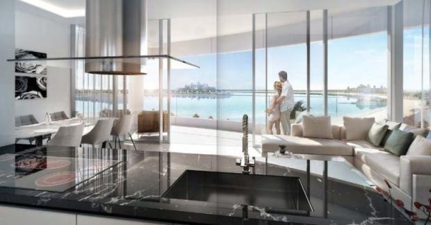 Thumbnail Apartment for sale in Mina, Palm Jumeirah, Dubai