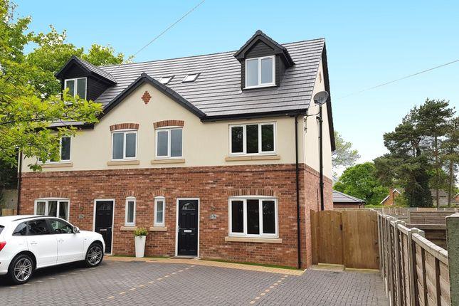 Thumbnail Semi-detached house to rent in Lime Tree Court, Rope Lane, Shavington
