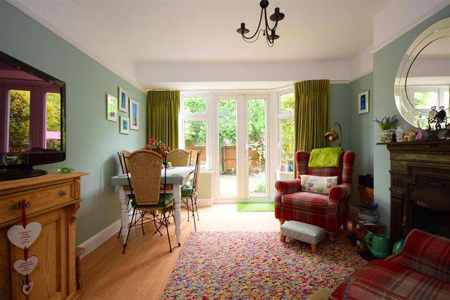 Thumbnail Semi-detached house for sale in Beech Avenue, Buckhurst Hill, Essex