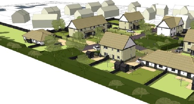 Thumbnail 4 bedroom detached house for sale in Field View, Burwell, Cambridgeshire