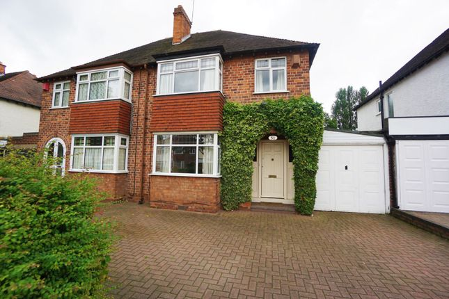 Semi-detached house in  College Road  Sutton Coldfield  Birmingham
