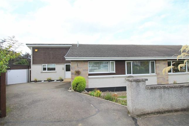 Thumbnail Semi-detached bungalow for sale in 65, Cradlehall Park, Inverness
