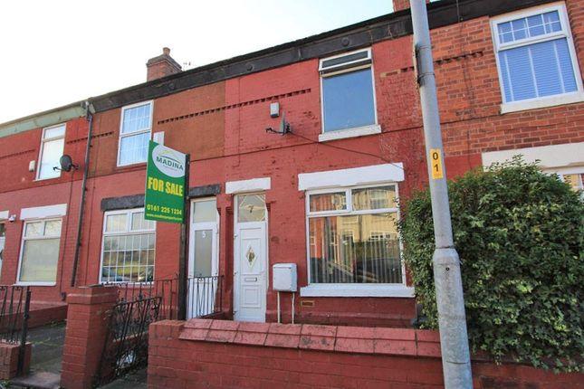 Thumbnail Terraced house to rent in Hornbeam Road, Manchester