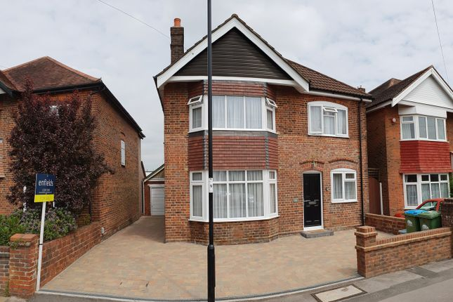 Thumbnail Detached house for sale in Wilton Road, Southampton