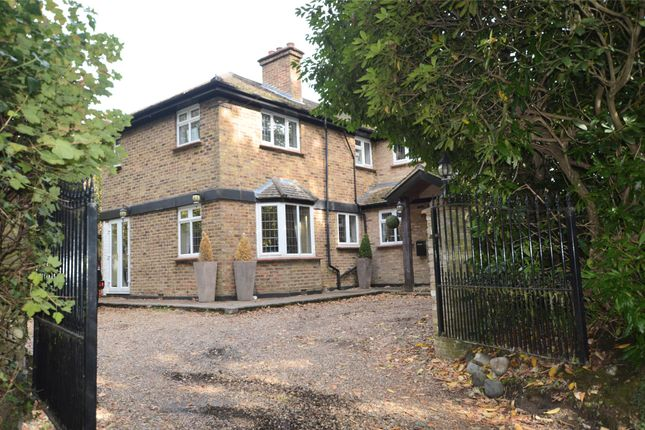 Thumbnail Detached house for sale in Badgers Road, Badgers Mount, Sevenoaks, Kent
