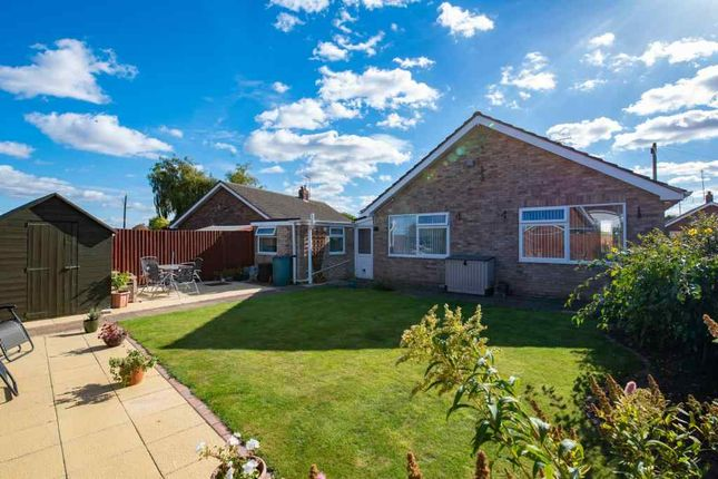 Thumbnail Detached bungalow for sale in Kennedy Road, Holbeach, Spalding