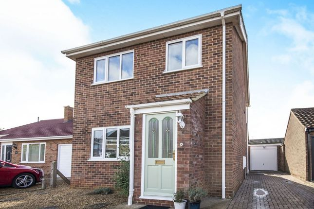 Thumbnail Detached house for sale in Chestnut Road, King's Lynn, Norfolk