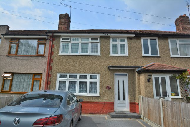 Thumbnail Terraced house to rent in Maylands Avenue, Elm Park, Hornchurch