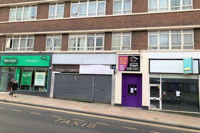 Thumbnail Retail premises for sale in 33 Stafford Street, Hanley, Stoke-On-Trent, Staffordshire
