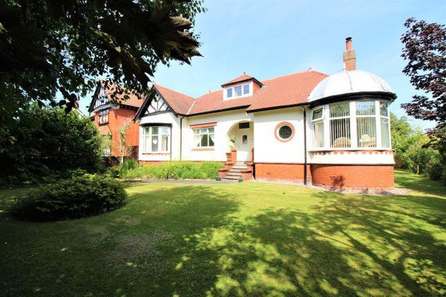 Thumbnail Bungalow for sale in Station Road, Thornton-Cleveleys