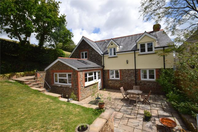 Semi-detached house for sale in St. Giles, Torrington