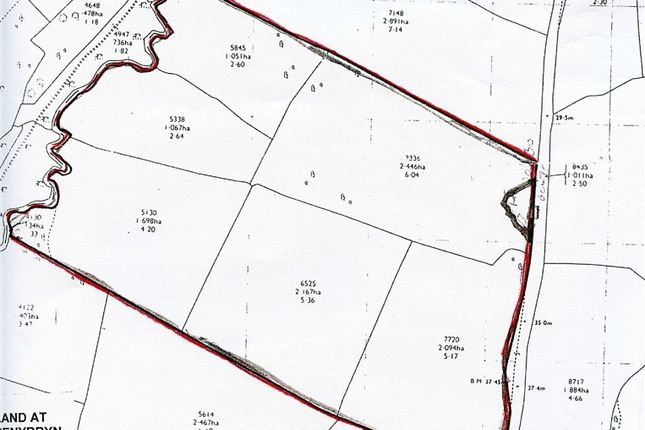 Land for sale in 26 Acres At Penybryn, Cardigan, Pembrokeshire
