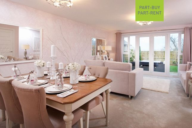 """Thumbnail End terrace house for sale in """"Oakham"""" at Quernmore Road, Lancaster"""