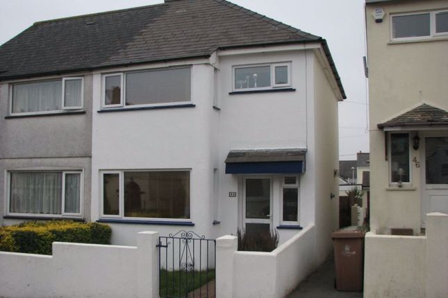Thumbnail Property to rent in Haroldsleigh Avenue, Crownhill, Plymouth