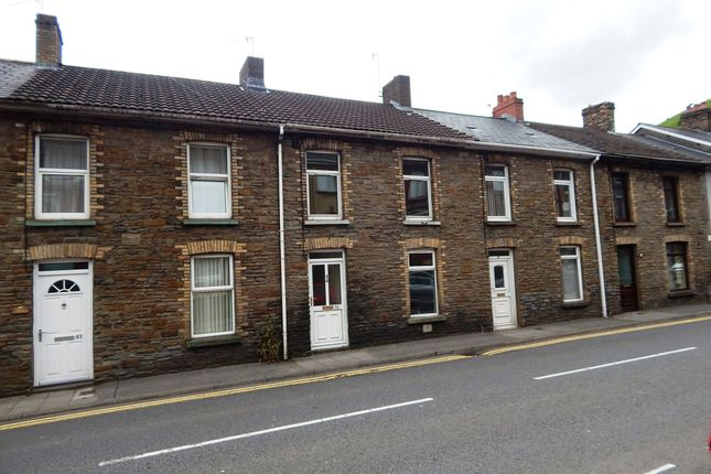 Thumbnail Property to rent in Risca Road, Crosskeys, Risca