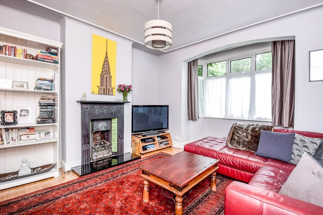 4 bed terraced house for sale in Culverden Road, London