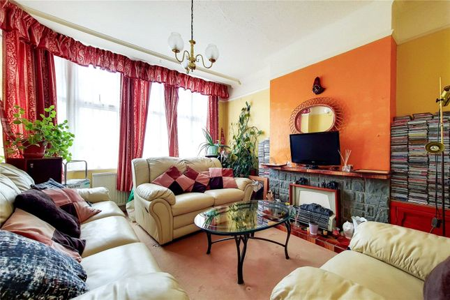 Terraced house for sale in Park Road, Wembley