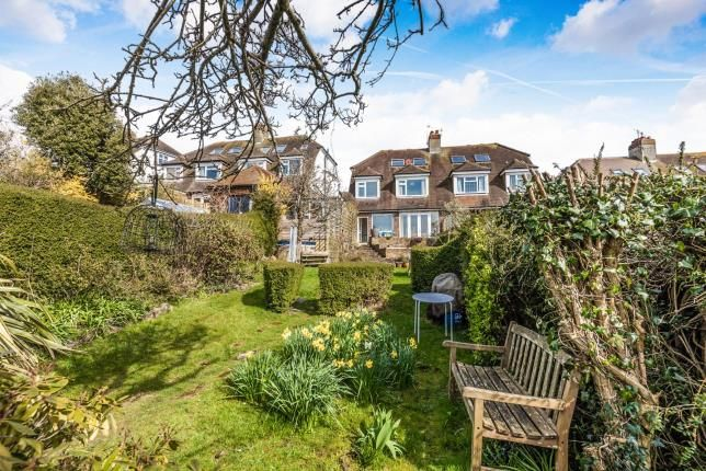 Garden of Friar Crescent, Brighton, East Sussex BN1