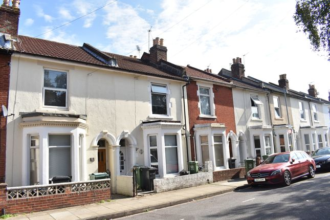 Thumbnail Terraced house to rent in Fraser Road, Southsea