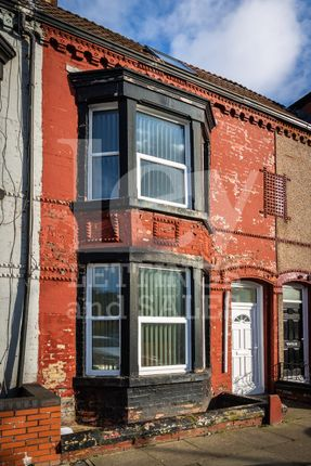 Thumbnail Terraced house to rent in Hawthorne Road, Liverpool
