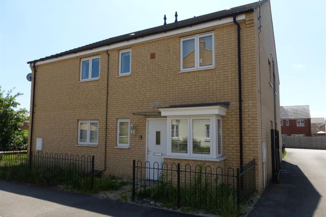 Thumbnail Detached house to rent in Apollo Avenue, Cardea, Peterborough